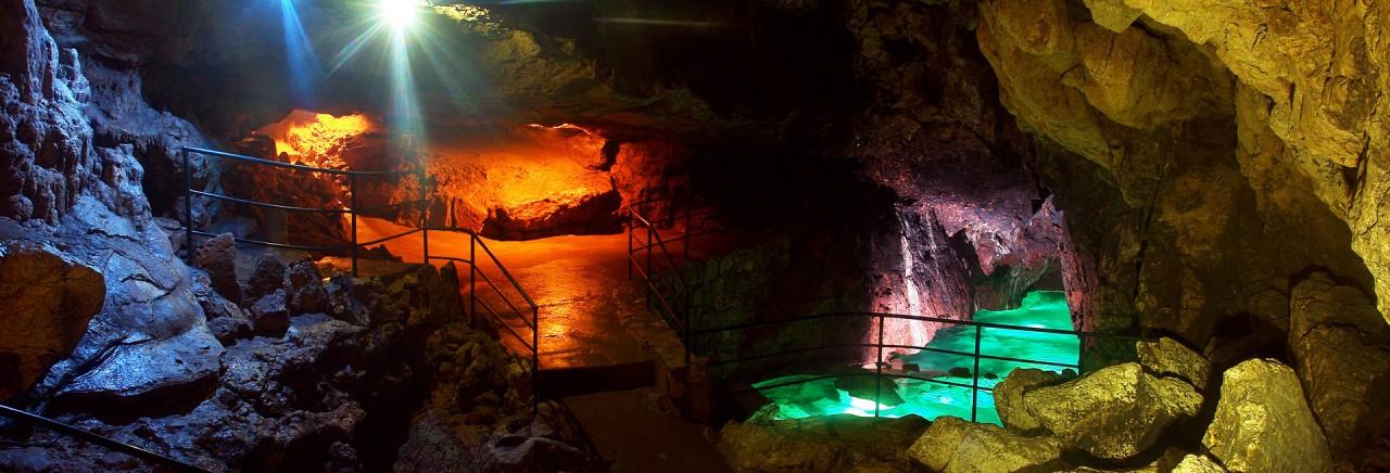 Пещера кизил коба