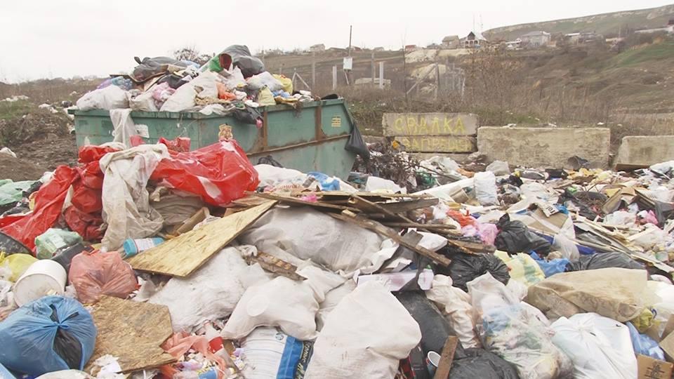 какие условия для свалки мусора