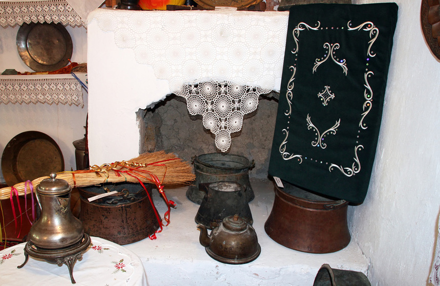 татары традиционные предметы быта фото