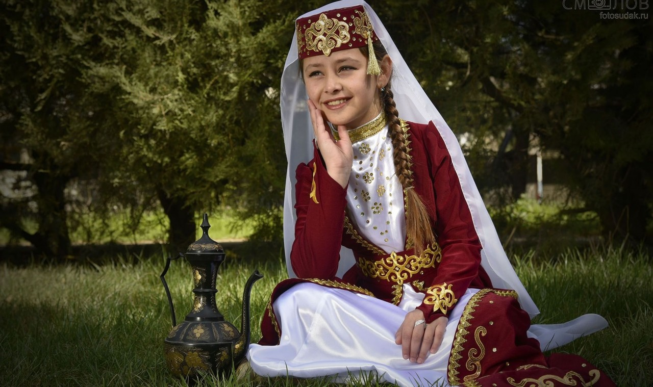 Женские крымско татарские имена