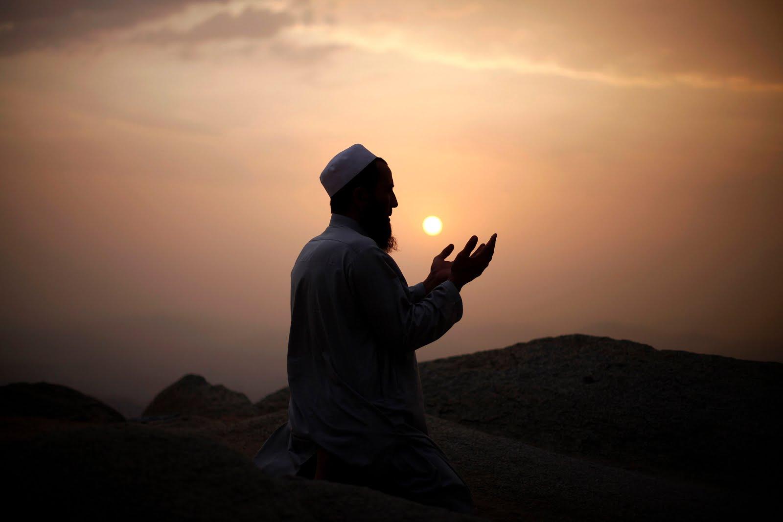 Картинки ислама о молитве