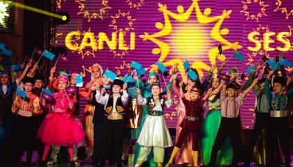 Стартует кастинг талант-шоу «CANLI SES-2017»