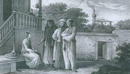 Среди крымскотатарских женщин были муллы и мудеррисы