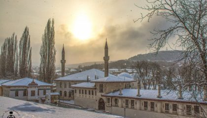 5 самых красивых достопримечательностей Крыма в снегу