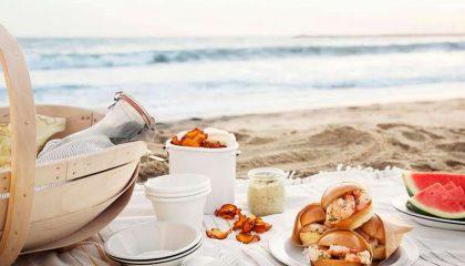 5 самых удачных мест для пикника в Крыму
