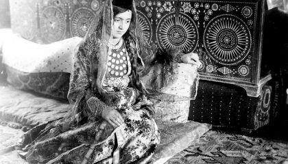 Крымскотатарская невеста готовила жениху подарок из 9 предметов