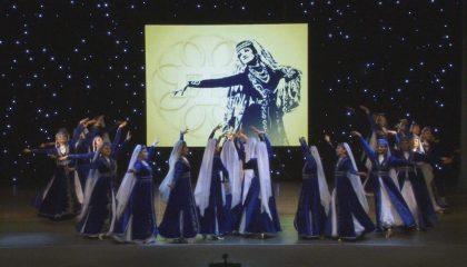 Ансамбль «Джемиле» представил зрителям новую программу