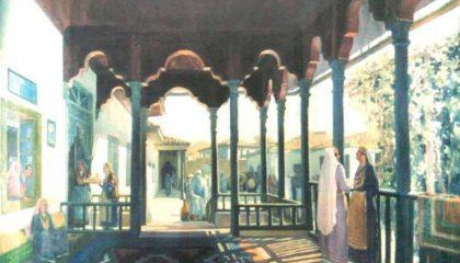 Старинный Крым на картинах Абия Ярмухамедова