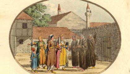 Матери крымскотатарской невесты давали деньги «за молоко»