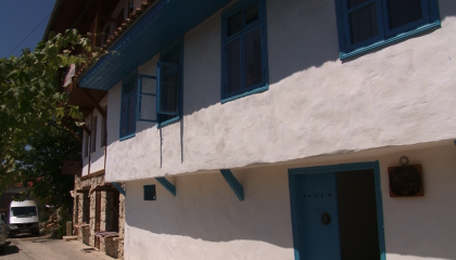 Как в старину крымские татары спасались от жары