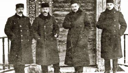 98 лет назад была закрыта Крымскотатарская Директория