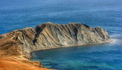 Топрак-кая – крымский мыс, которому угрожает опасность