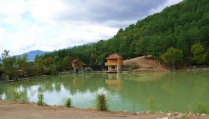 Озеро в Ай-Василе, ставшее Васильевским