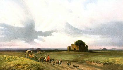 Песня «Дертли къавал» – отзвук событий 1783 года