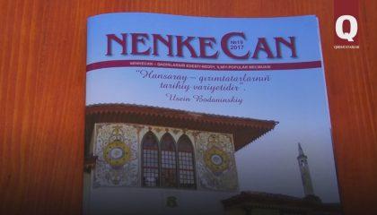 Спецвыпуск журнала «Nenkecan» о тайнах Ханского дворца презентовали в Бахчисарае