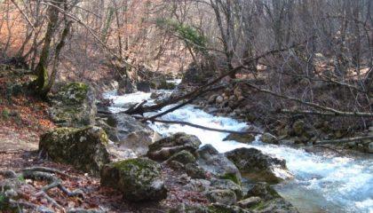 Аузун-Узень – «река, вытекающая изо рта»
