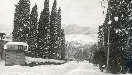 Как чудила крымская погода в прошлом веке