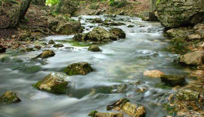 «Длинная» река Узунджа