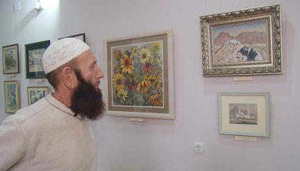 Путь Хаджа в картинах крымского художника, принявшего Ислам