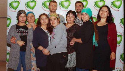 «Ачыкъ юреклер» – открытые крымскотатарские сердца