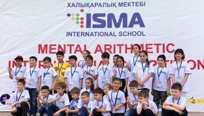 Крымские дети стали лучшими на Олимпиаде по ментальной арифметике в Алматы