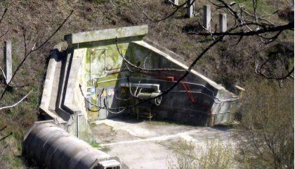 В горе Кизилташ хранилось ядерное оружие