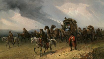 В Крыму разводили верблюдов