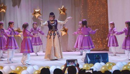 «Яш несиль» дал большой концерт в Бахчисарае