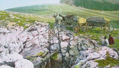Крымские татары не смазывали колёса повозок, чтобы все слышали: они – честные люди