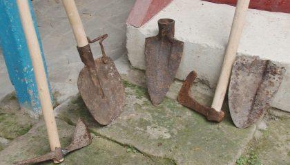 Крымские татары в старину пользовались необычными инструментами