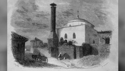 Мечеть в Кефе была переделана в христианский храм