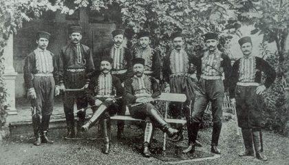 Самые высокие крымские татары жили в Никите и Гурзуфе