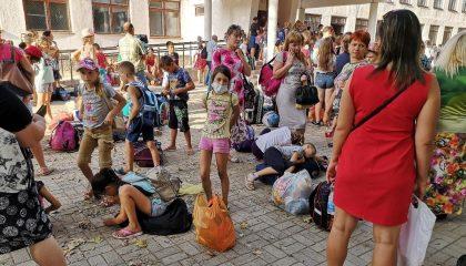 Армянск – 2 недели кислотного кошмара
