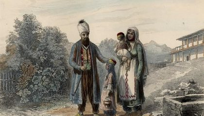 Есть ли в вашей семье какие-то традиции?