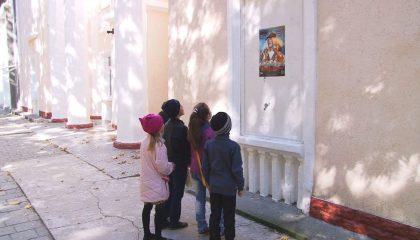 «Хыдыр-деде» показали в Ички и Ислям-Тереке