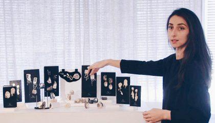 Крымский дизайнер Ленара Осман представила новую коллекцию украшений