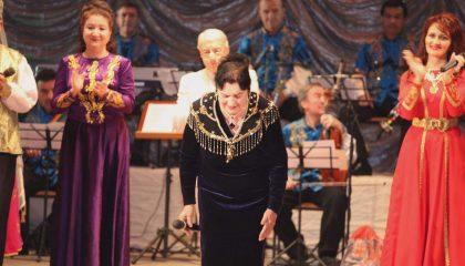 Тайны крымскотатарского танца от Ремзие Баккал