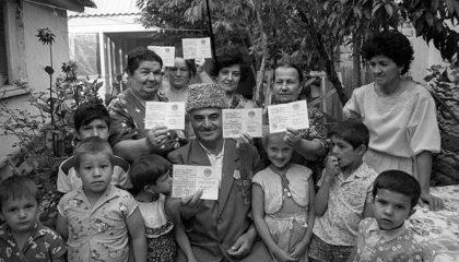 25 лет назад крымским татарам «вернули» их национальность
