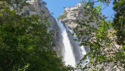 5 «самых-самых» водопадов Крыма