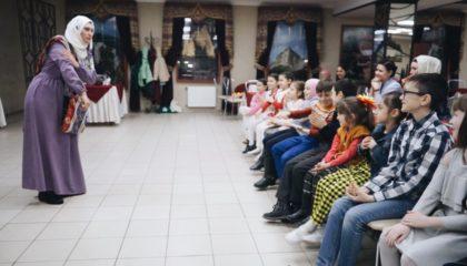 Крымскотатарские народные сказки на новый лад