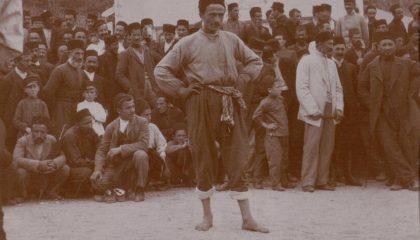 Крым вековой давности на снимках Жозефа де Бая