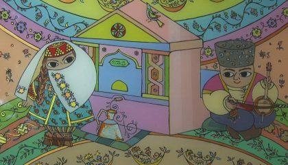 «Весенние краски» от крымскотатарских художников