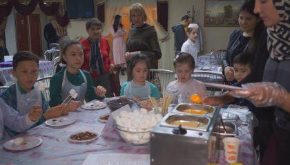 На благотворительном мастер-классе собрали 97 тыс. руб. для Эреджепа Безазиева
