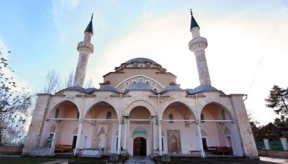 Хан-Джами в Кезлеве осталась без электричества