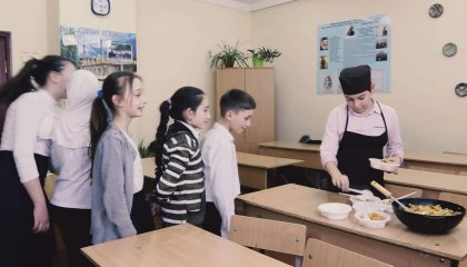 Крымскотатарский «Ералаш» от журнала «Арманчыкъ»