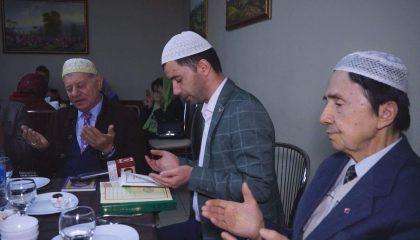 В крымской столице помолились за покойных крымскотатарских литераторов