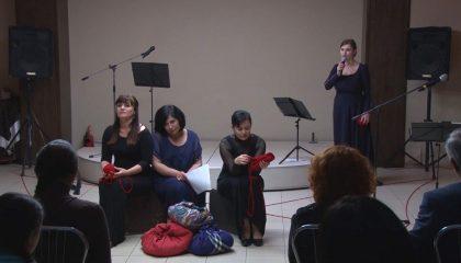 «Бу ер меним» – поэтический спектакль о самом важном