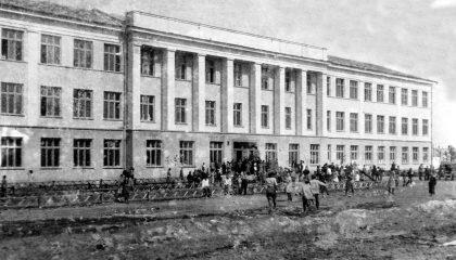 Симферопольскую школу №14 построили на костях