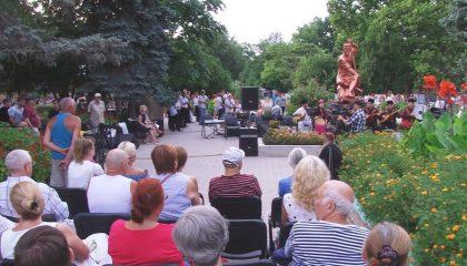 В Кезлеве стартовал фестиваль «Гезлев Къапусы»