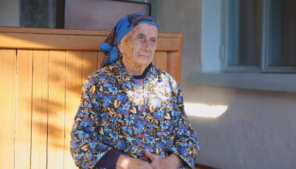 Тяжёлый труд и мечты о Родине: история жизни Алиме Мамутовой